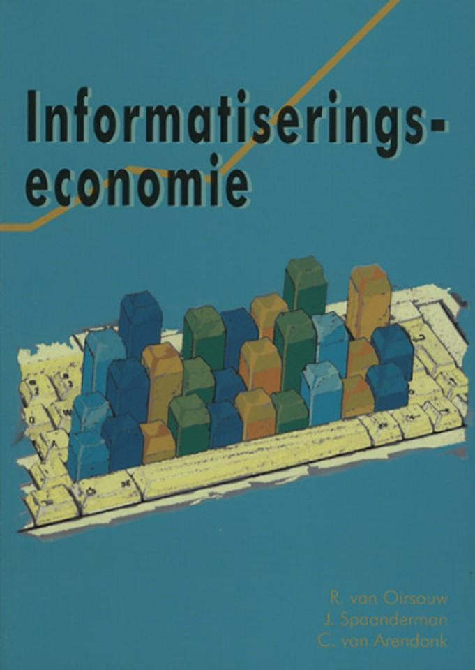 Informatiseringseconomie