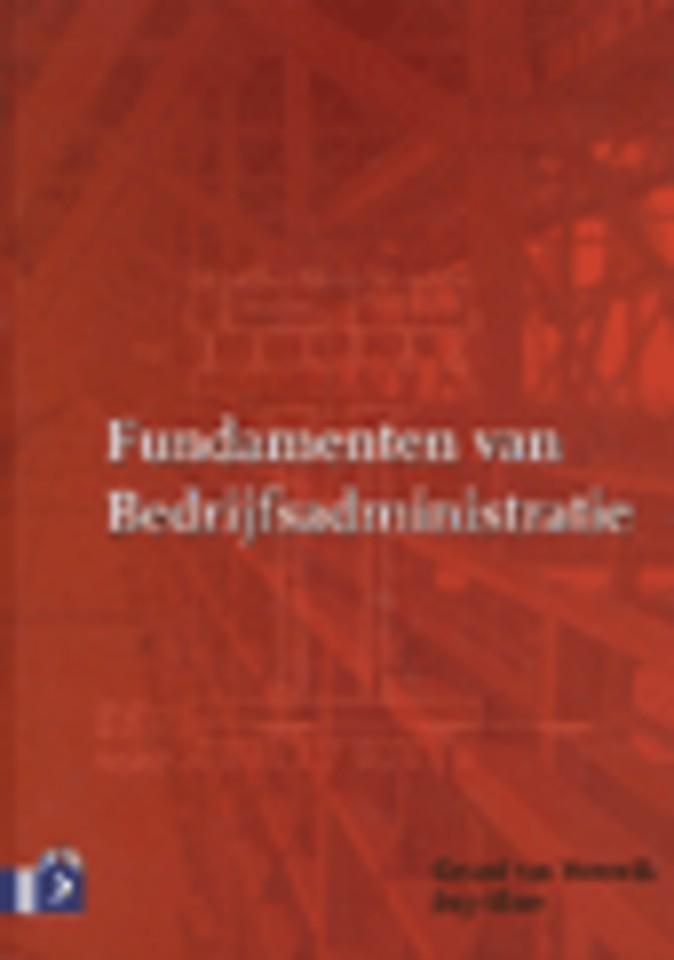 Fundamenten van Bedrijfsadministratie