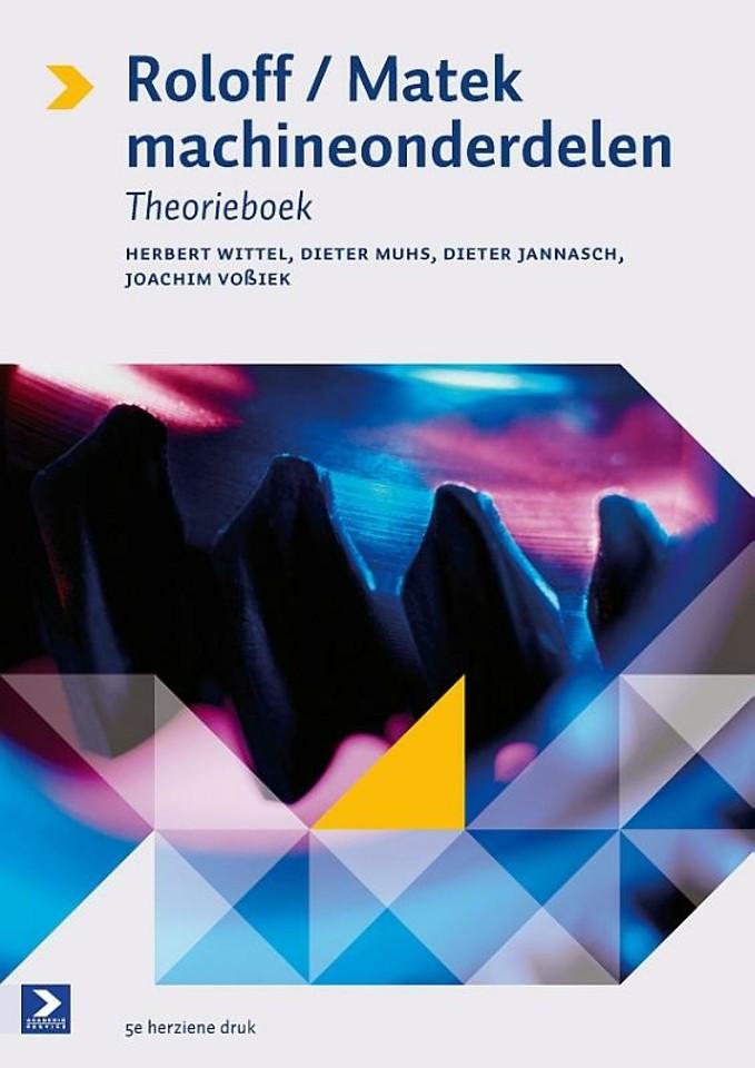 Roloff/Matek Machineonderdelen Theorieboek 5e druk