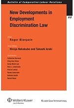 New Developments in Employment Discrimination Law
