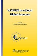 VAT/ GST in a global digital economy