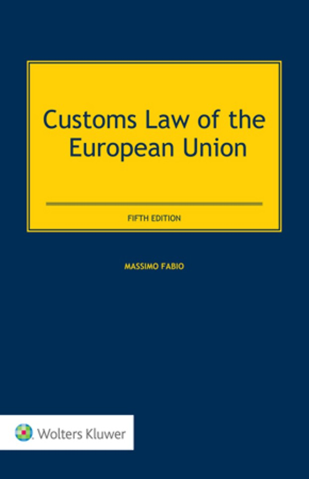 Customs Law of the European Union