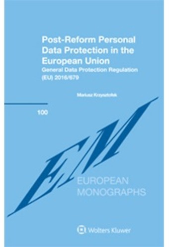 Post-Reform Personal Data Protection in the European Union