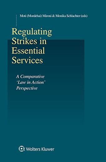 Regulating Strikes in Essential Services