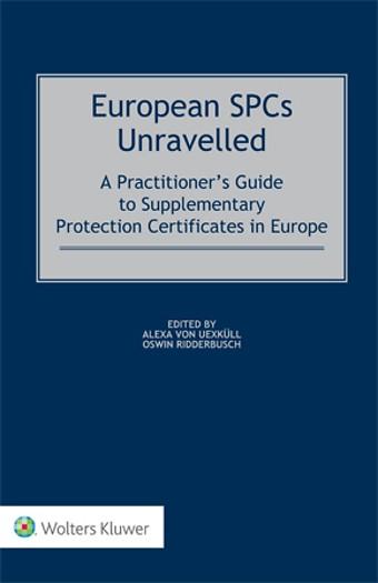 European SPCs Unravelled