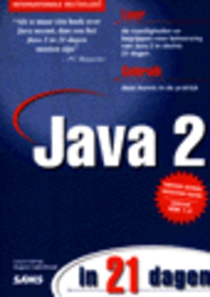 Java 2 in 21 dagen
