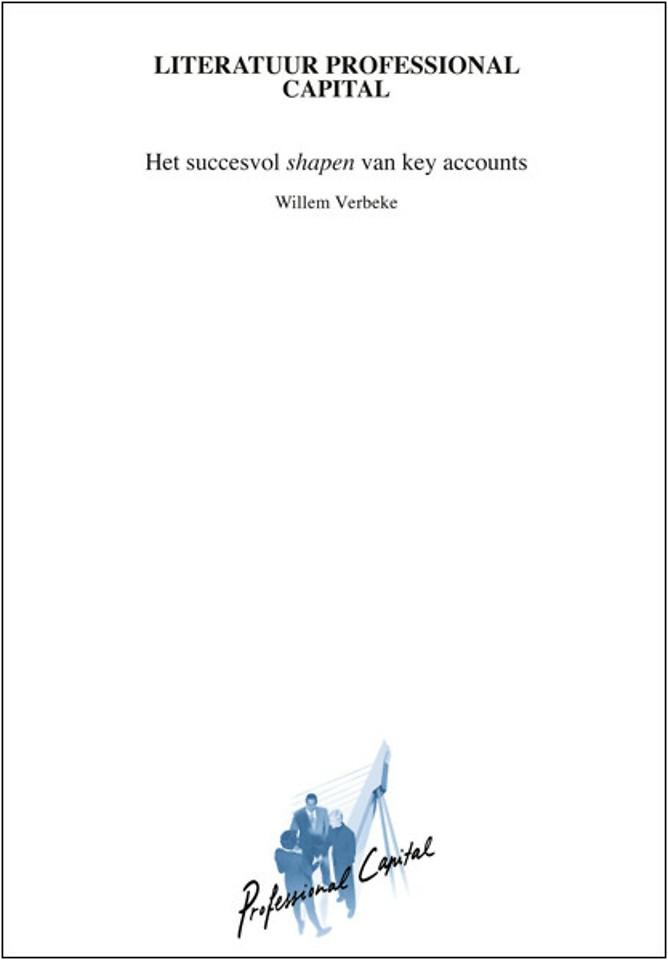 Het succesvol shapen van keyaccounts