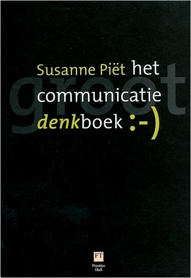 Het groot communicatiedenkboek