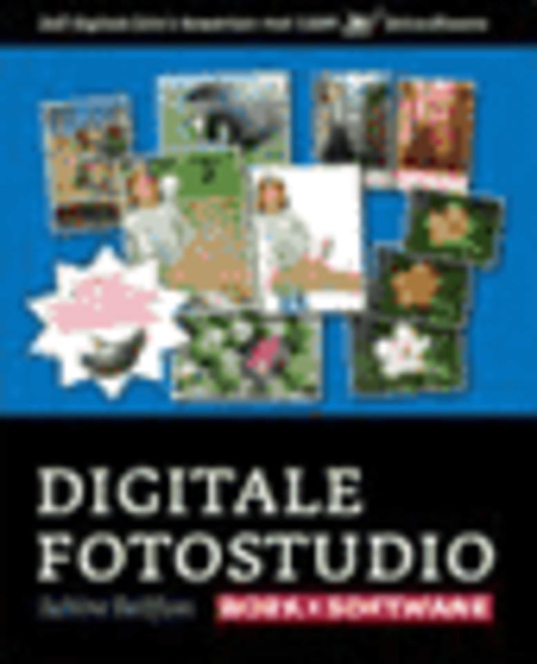 Digitale Fotostudio [boek + software]