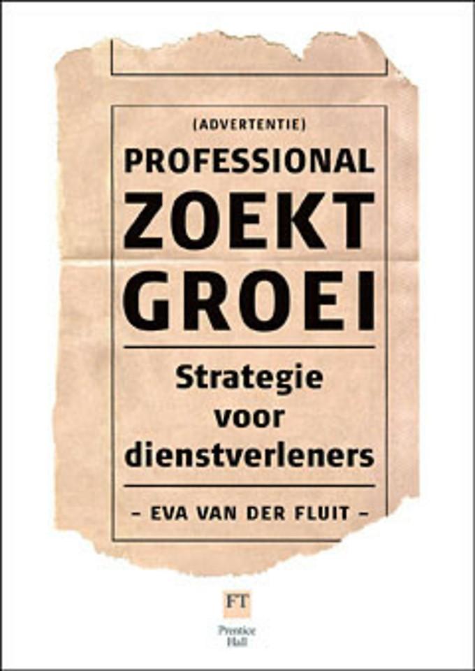 Professional zoekt groei