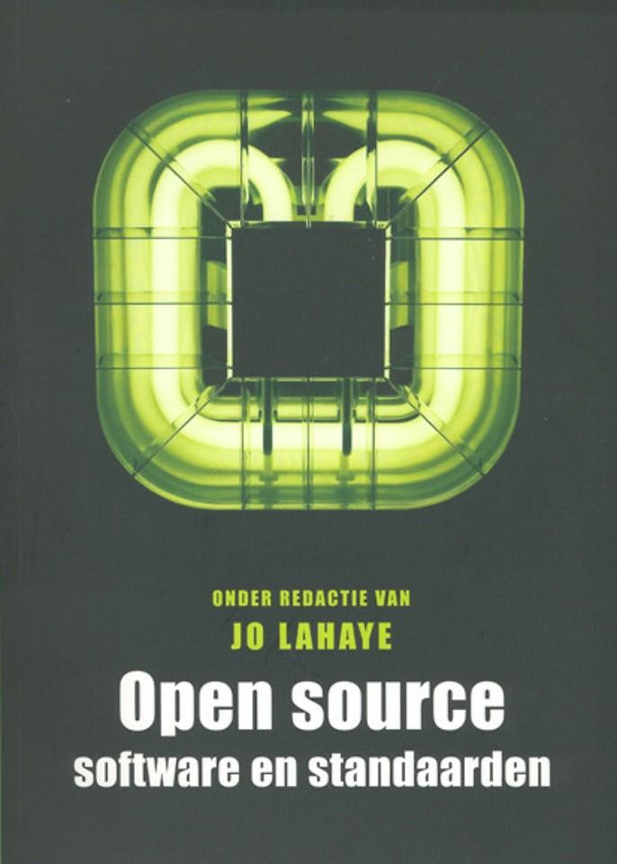 Open standaarden en open source software