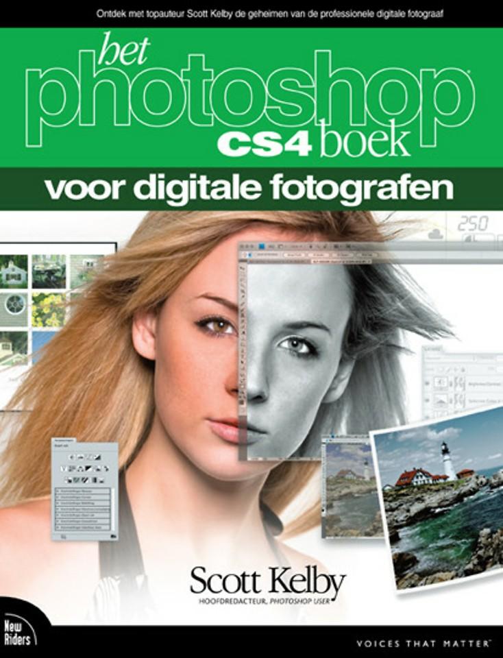 Het Photoshop CS4 boek voor digitale fotografen