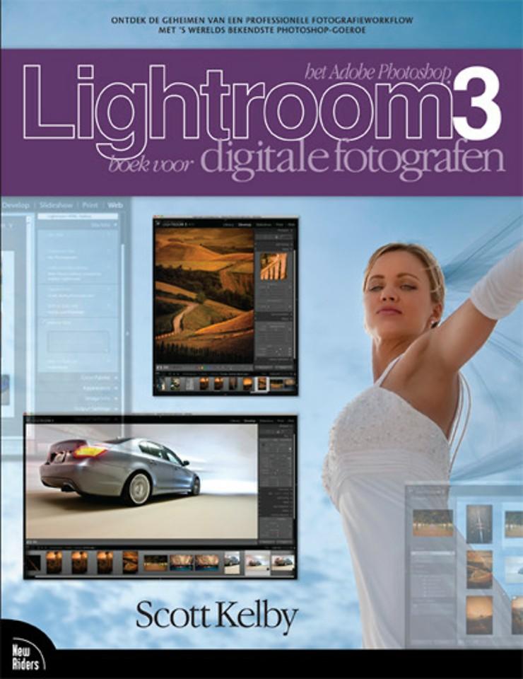 Het Lightroom 3 boek voor digitale fotografen