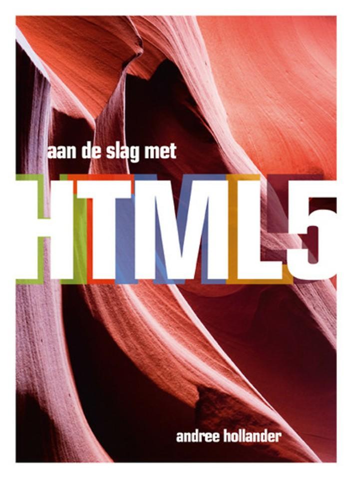 Aan de slag met HTML5