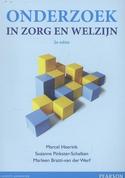 Ongekend Onderzoek in zorg en welzijn door Marcel Heerink, Suzanne Pinkster NO-64