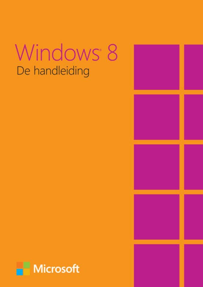 Windows 8 - de handleiding