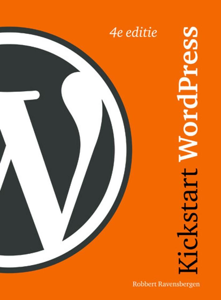 Kickstart WordPress 4e editie