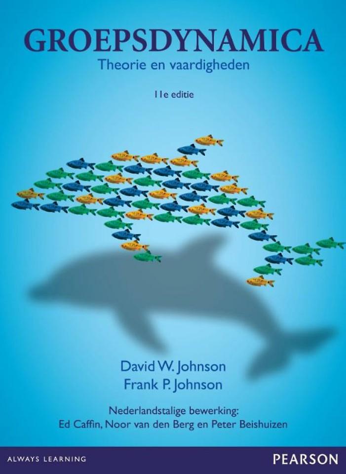 Groepsdynamica, met MyLab NL toegangscode 11e editie