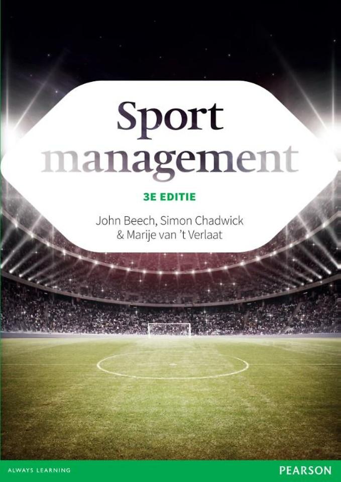 Sportmanagement, 3e editie met MyLab NL