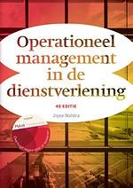 Operationeel management in de dienstverlening, 4e editie met MyLab NL