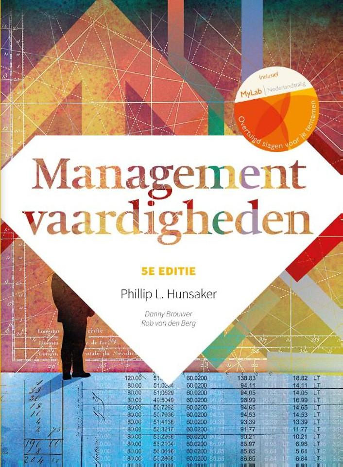 Managementvaardigheden, 5e editie met MyLab NL