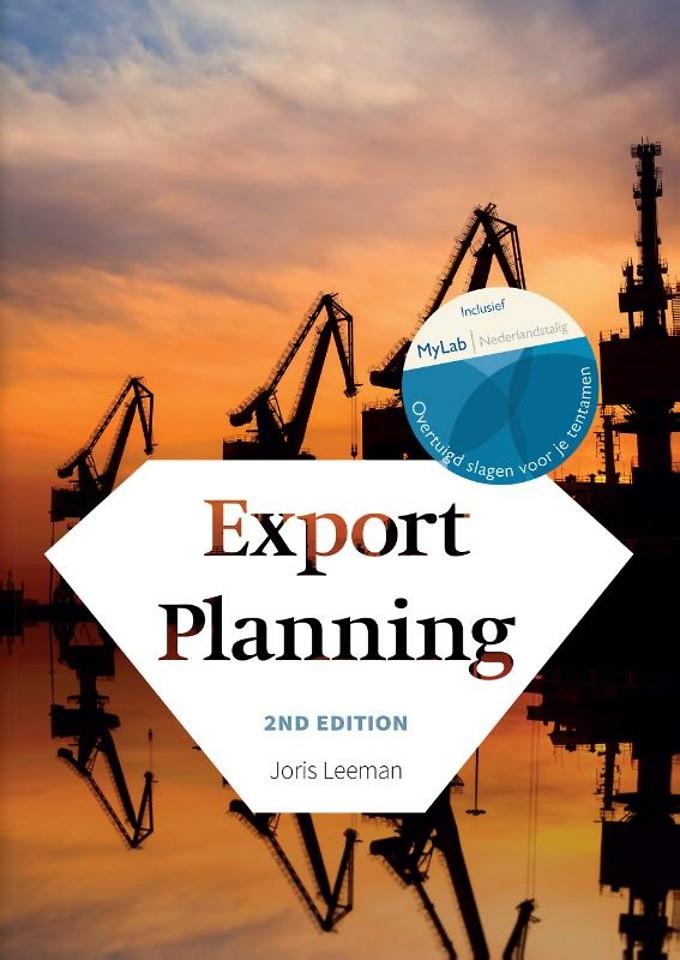 Export planning, 2e editie met MyLab