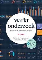 Marktonderzoek, 5e editie met MyLab