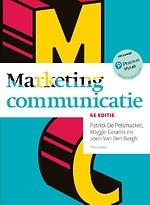 Marketingcommunicatie, 6e editie met MyLab