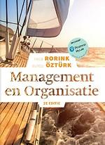 Management en organisatie, 2e editie met MyLab NL toegangscode