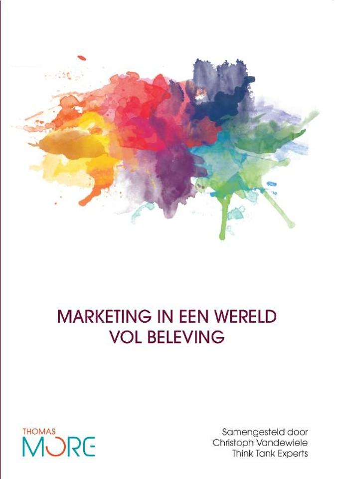 Marketing in een wereld vol beleving!