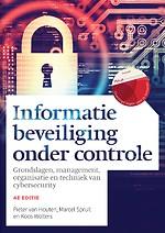 Informatiebeveiliging onder controle, 4e editie met MyLab NL toegangscode
