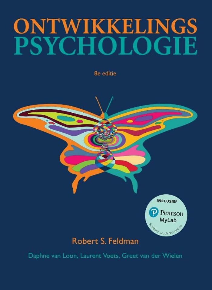 Ontwikkelingspsychologie, met MyLab
