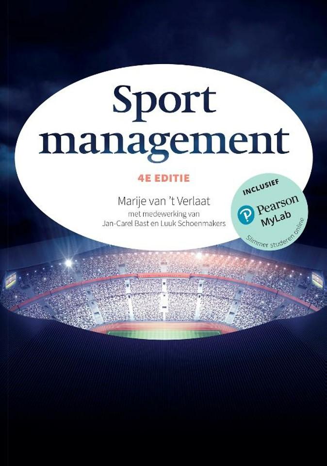 Sportmanagement, Inclusief Pearson MyLab