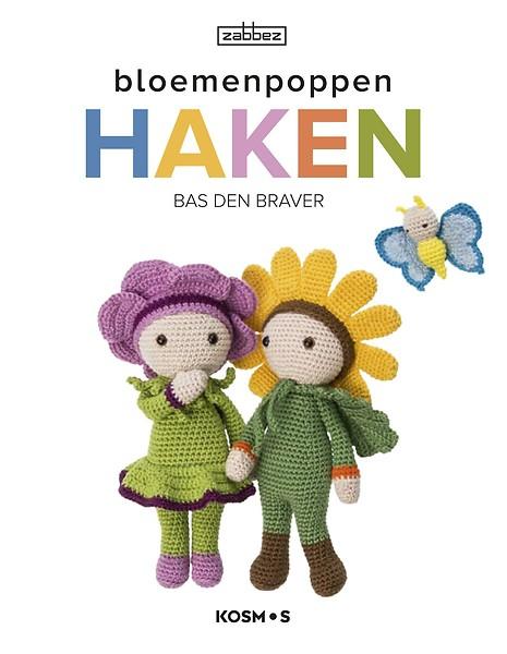 Bloemenpoppen Haken Door Bas Den Braver Paperback Managementboeknl