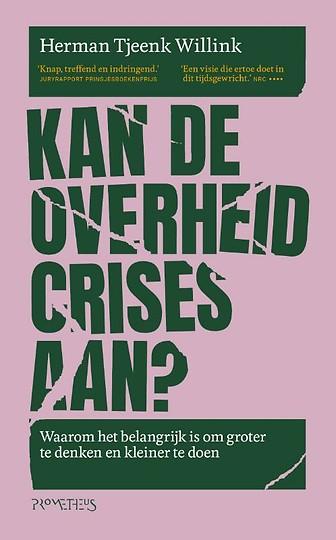 Kan de overheid crises aan?