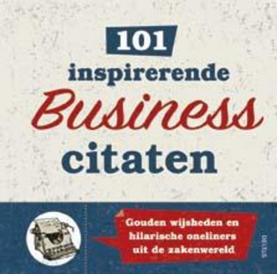 101 inspirerende business-citaten