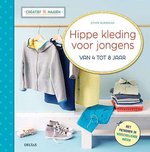 Hippe Kleding.Hippe Kleding Voor Jongens Door Sylvie Blondeau Paperback