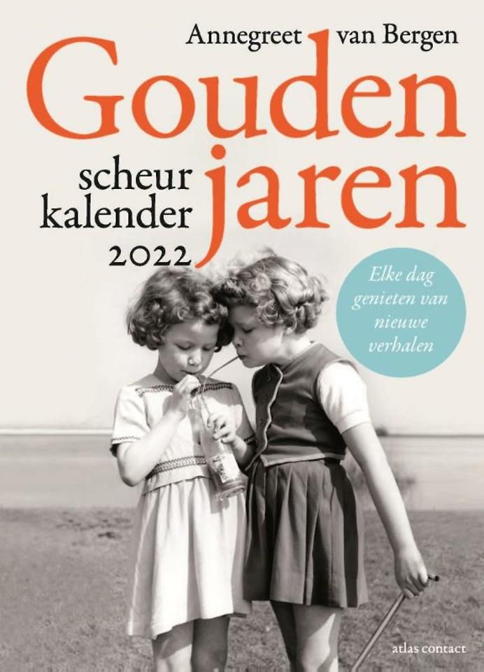 Gouden jaren - Scheurkalender 2022