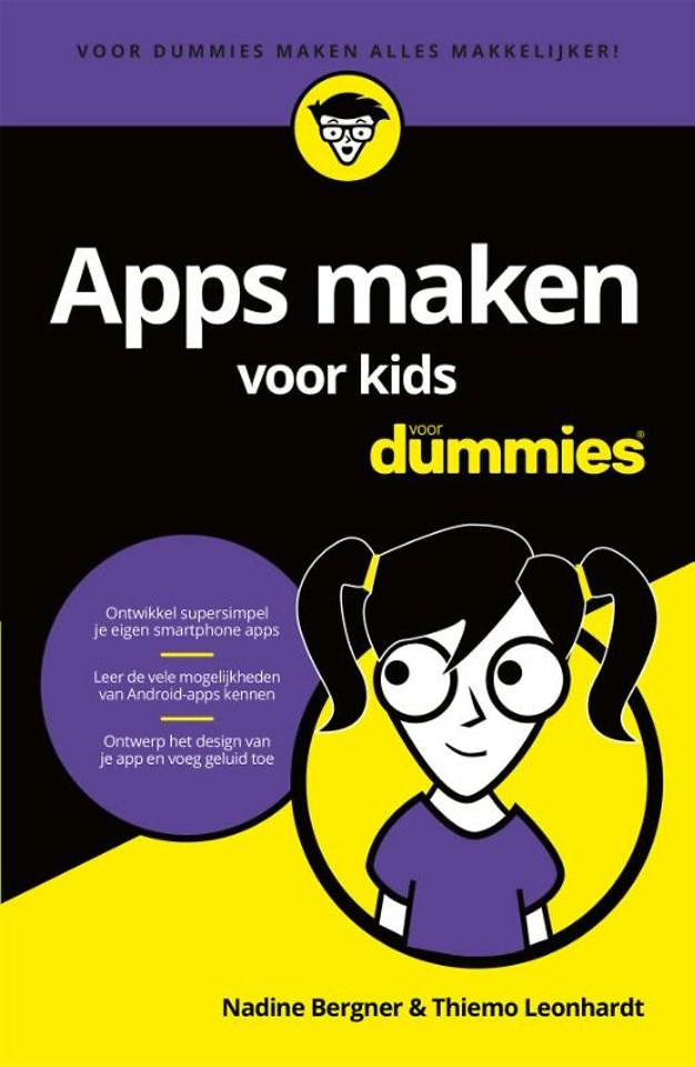 Apps maken voor kids voor Dummies