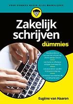 Zakelijk schrijven voor Dummies