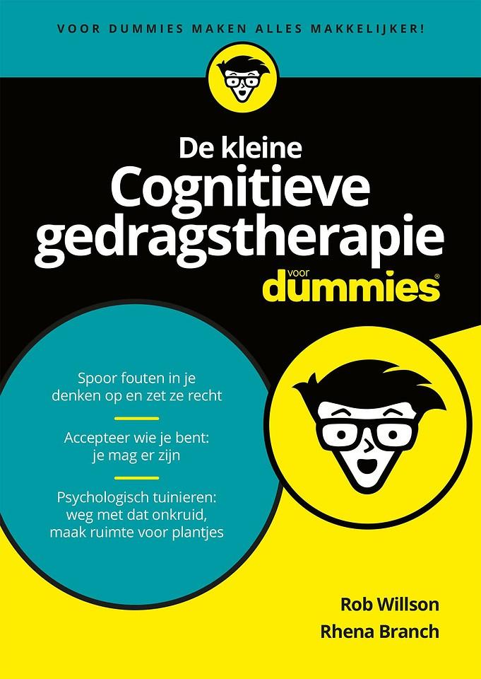 De kleine Cognitieve gedragstherapie voor Dummies
