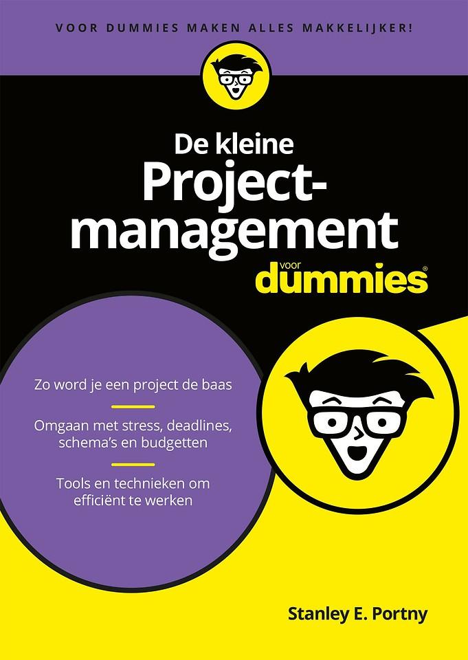 De kleine projectmanagement voor Dummies