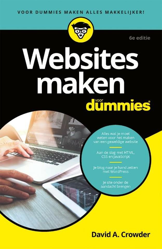 Websites maken voor Dummies, pocketeditie