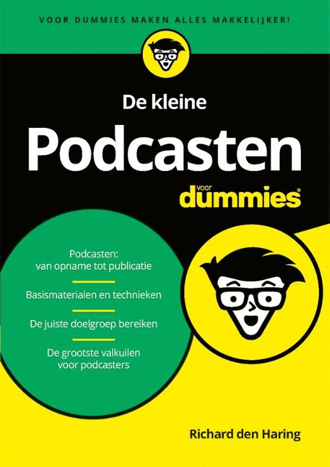 De kleine Podcasten voor Dummies