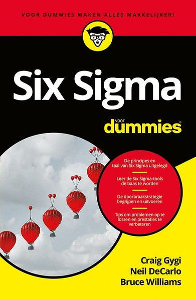 six sigma for dummies pdf