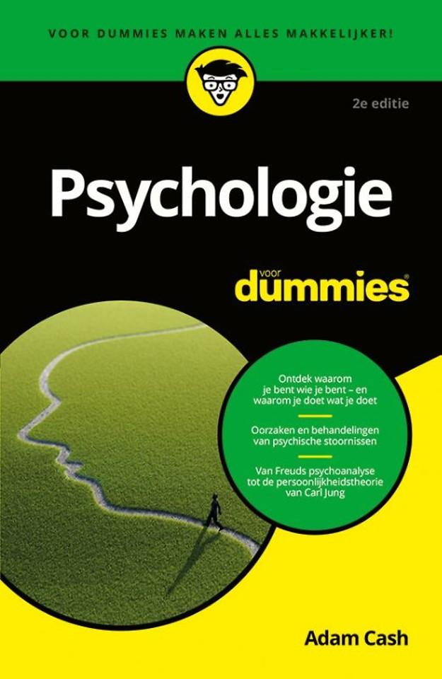 Psychologie voor Dummies, pocketeditie
