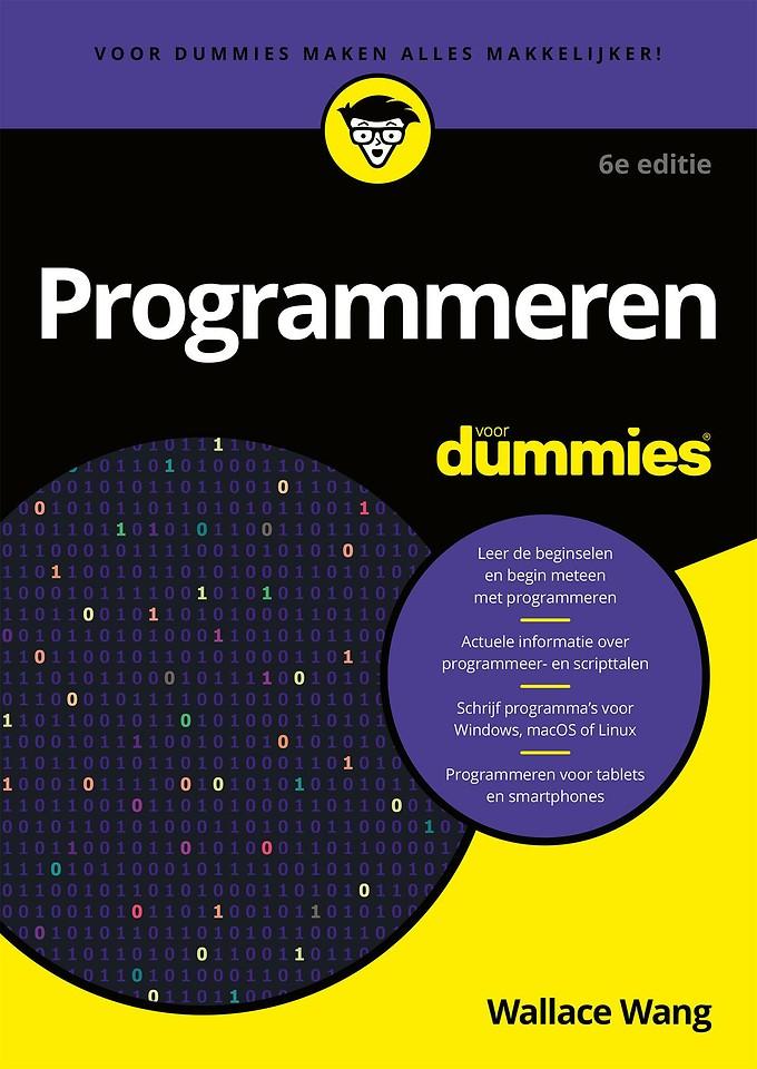 Programmeren voor Dummies