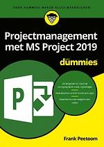 Projectmanagement met MS Project 2019 voor Dummies