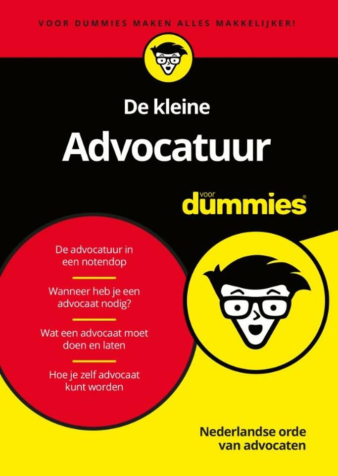 De kleine Advocatuur voor Dummies