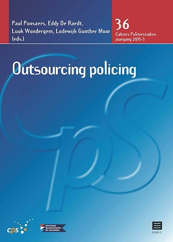 Outsourcing policing